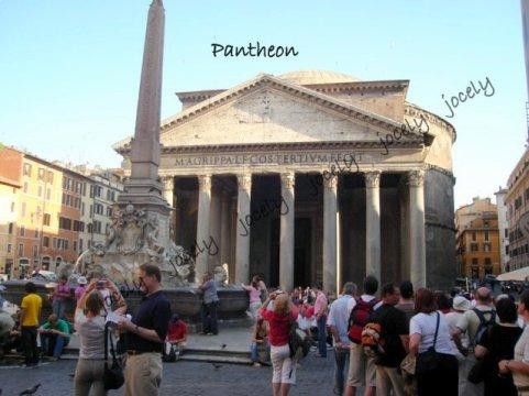 226 - ROMA - Pantheon - 21/05