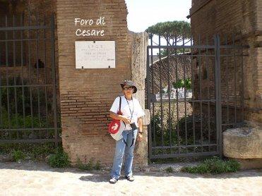 94 - ROMA - Foro di Cesare