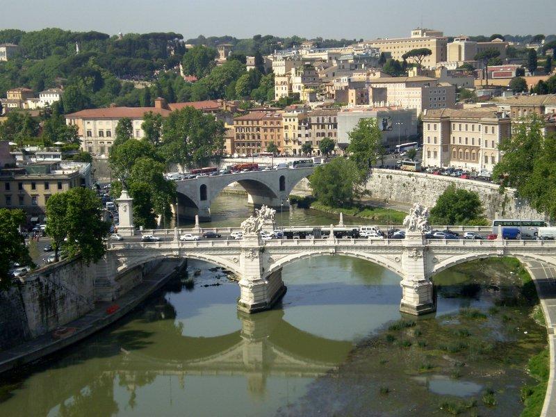 123 - ROMA - Ponte Sto. Angelo - 23/05