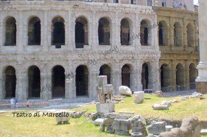 129 - ROMA - Teatro di Marcello - 23/05