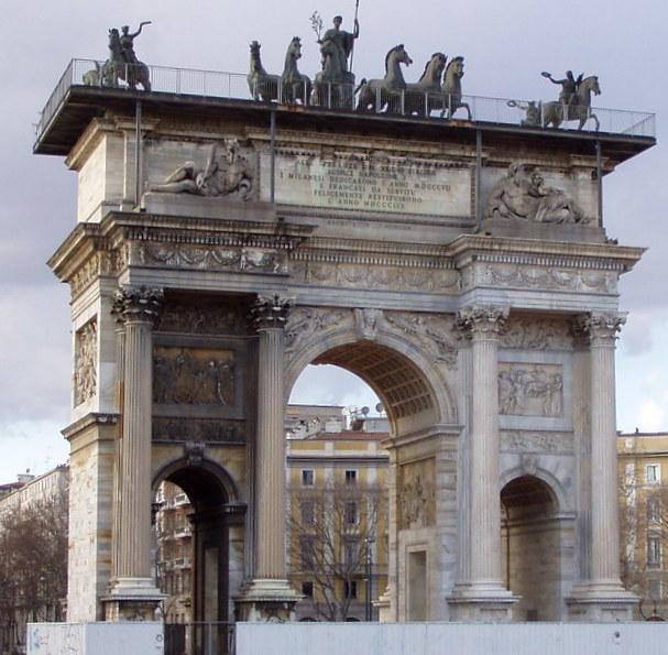 Arco della Pace .2-001