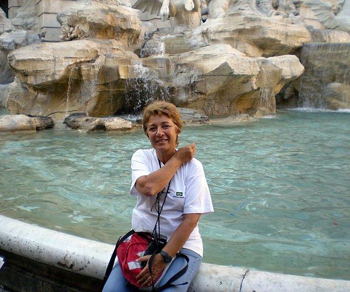 110 - ROMA - Fontana di Trevi