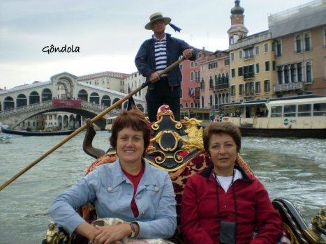 158 - VENEZA - gondola