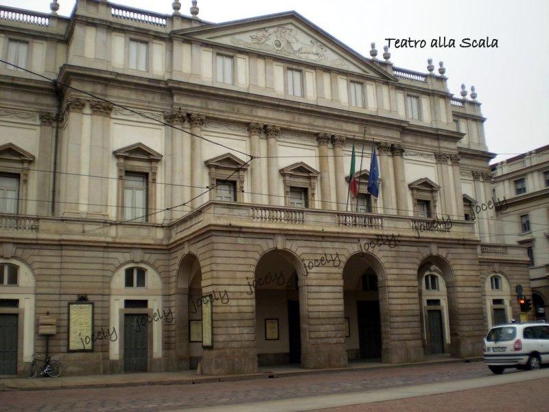 175 - MILÃO - Teatro Scalla - 29/05