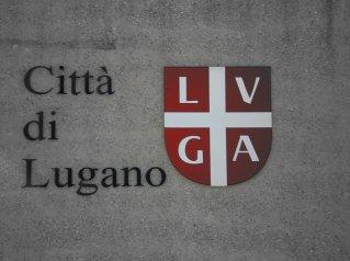 179 - SUIÇA - Lugano - brasão - 30/05