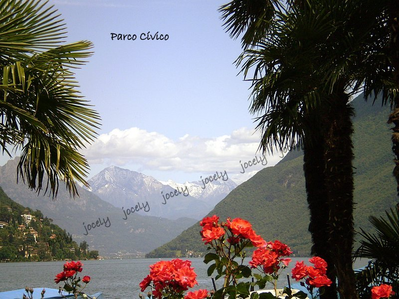 180 - SUIÇA - Lugano - 30/05