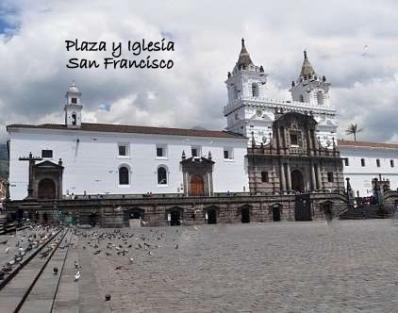 plaza igreja san francisco